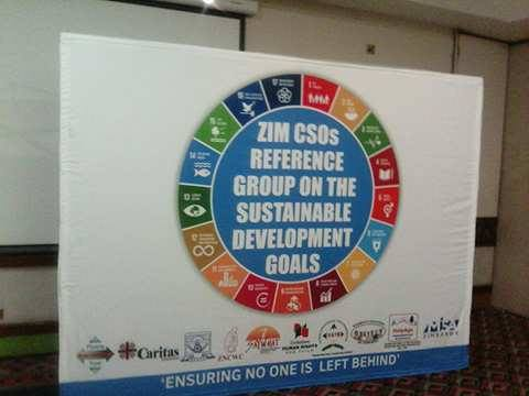 CSO's submissions into Zimbabwe's Voluntary National Review Report