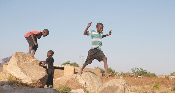 Engage children participation in implementing SDGs